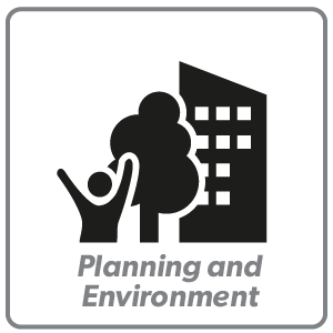NSW Planning and Environment Icon