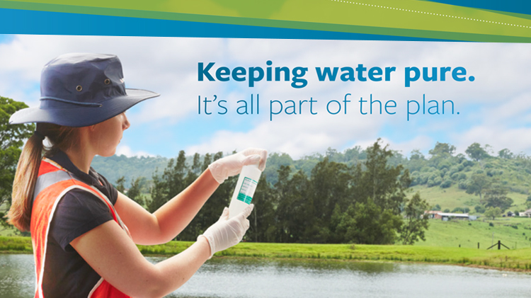 Keeping water pure - NSW Gas Plan