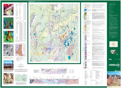 Cargelligo 1:100 000 Geological Sheet