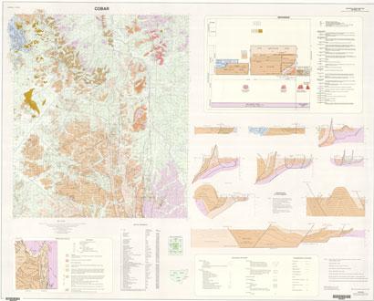 Cobar 1:100 000 Geological Sheet
