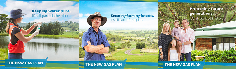 NSW Gas Plan - It's all part of the plan
