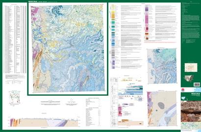 Mossvale 1:100 000 Geological Sheet